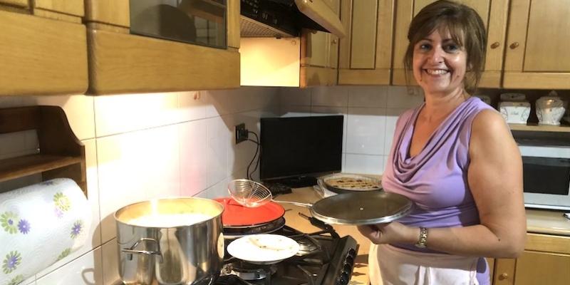 ロマーニャ伝統家庭料理体験